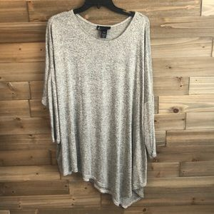 ⭐️ Lane Bryant Asymmetrical Sweater Size 18/20 ⭐️